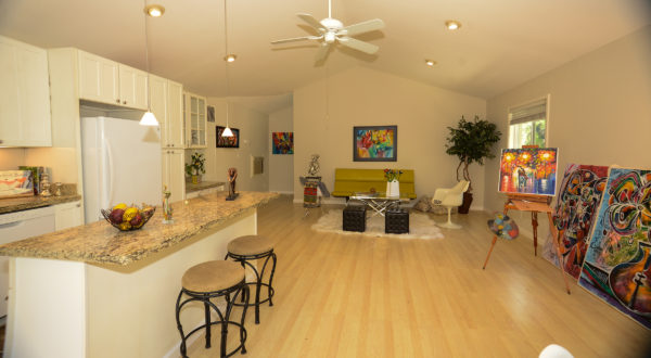 Danville single level with 2nd unit Open House Saturday and Sunday