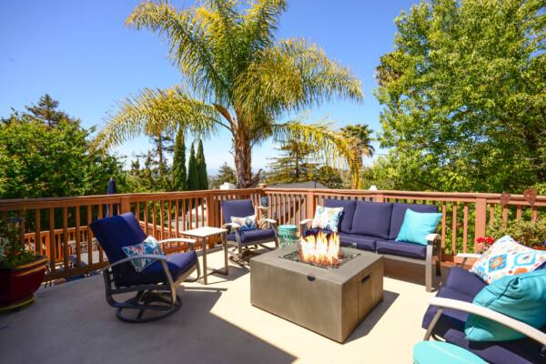 Upper Castro Valley Bay View